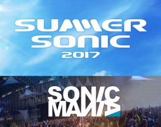 SUMMER SONIC / SONICMANIA 2017  第2次先着受付!