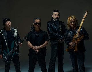 LOUDNESS World Tour 2018 RISE TO GLORY