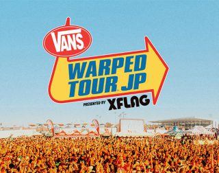 <先着・割引> Warped Tour Japan