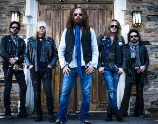 THE DEAD DAISIES JAPAN TOUR 2018