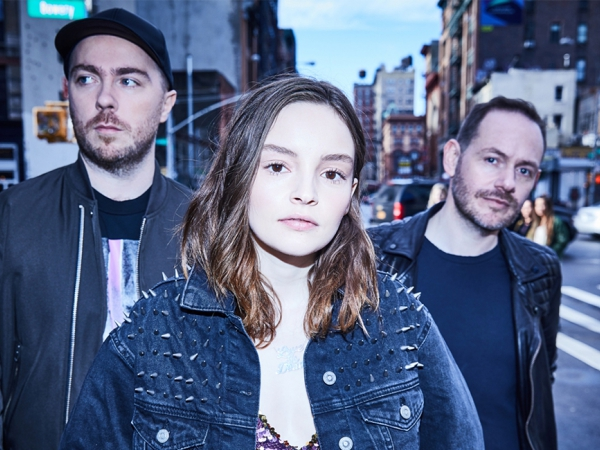 【2/28(木) 東京】CHVRCHES <ミート&グリート> JAPAN TOUR 2019