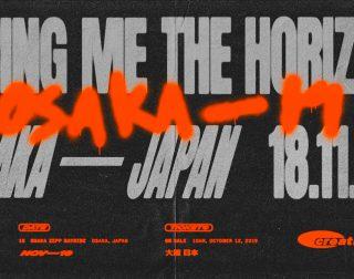 BRING ME THE HORIZON【大阪単独公演】