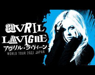 AVRIL LAVIGNE (大阪振替公演)